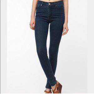 Urban Outfitters Bdg Ankle Cigarette Jeans